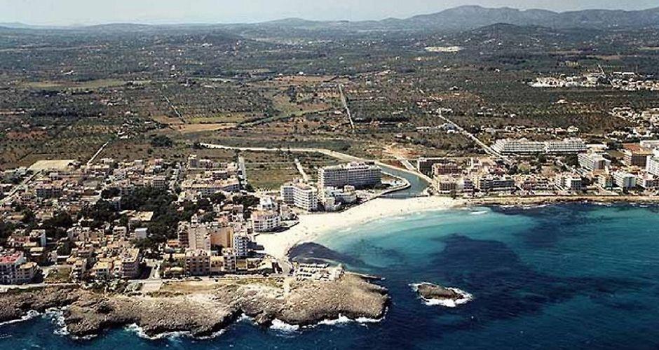 S Illot Mallorca Karte.Apartamentos Kitna S Illot S Illot Mallorca Spain